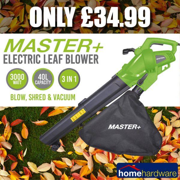 Master+ Leaf Blower